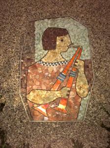 Mosaic #1.