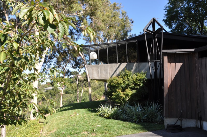 John Lautner Jacobsen House - Parson Architecture: The Blog. Next Door