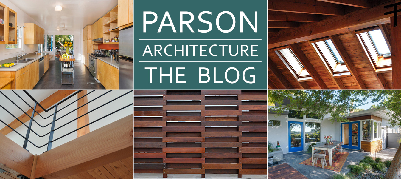 Parson Architecture: The Blog