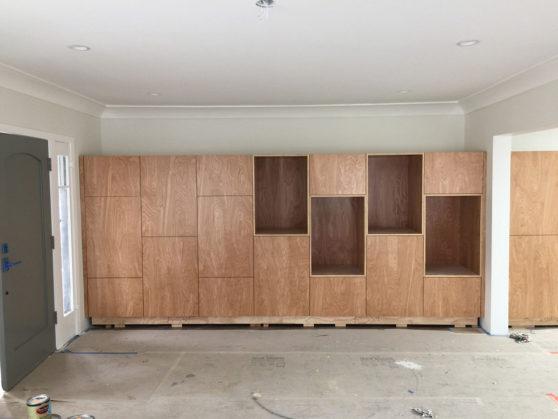 Parson Architecture Los Angeles Modern Architecture Oxford Square Construction Renovation Custom Cabinetry