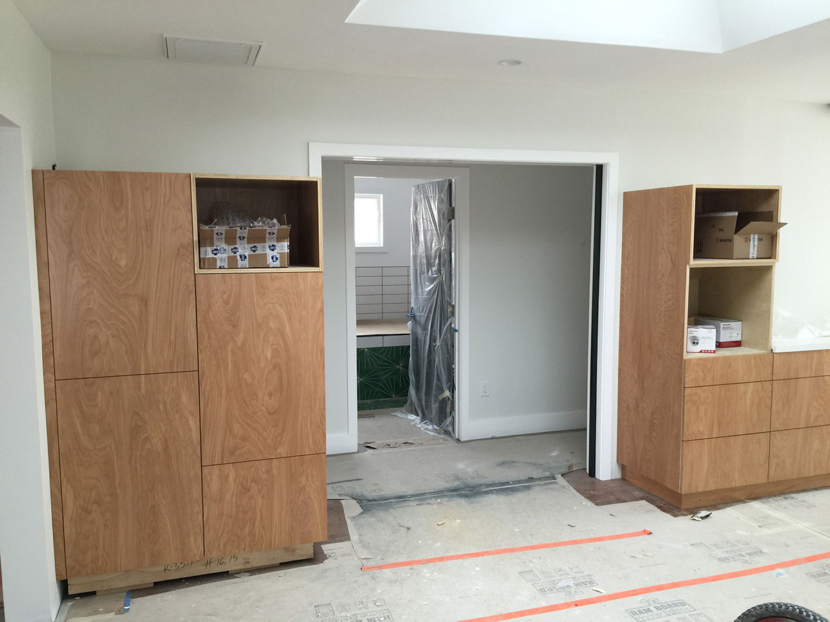 Oxford Square Casework Installed Parson Architecture The Blog